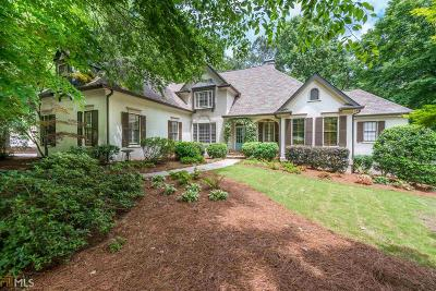 Kennesaw Single Family Home For Sale: 4738 Talleybrook Dr
