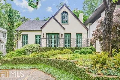 Atlanta Single Family Home New: 130 Barksdale Dr