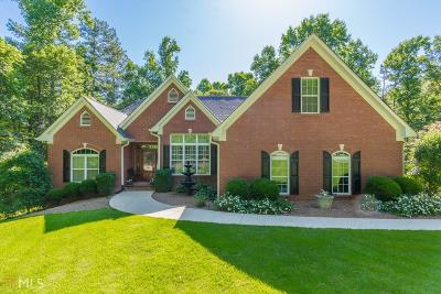 Douglasville Single Family Home Under Contract: 6766 Phillips Mill Rd