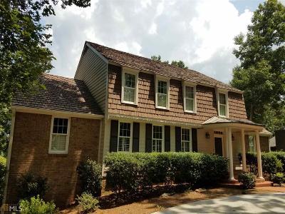 Johns Creek Single Family Home For Sale: 130 Fairway Ridge Dr
