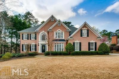 Alpharetta GA Single Family Home New: $630,000