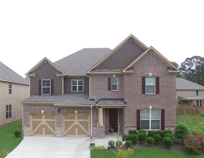 Lawrenceville Single Family Home New: 383 Devon Brook Court #34