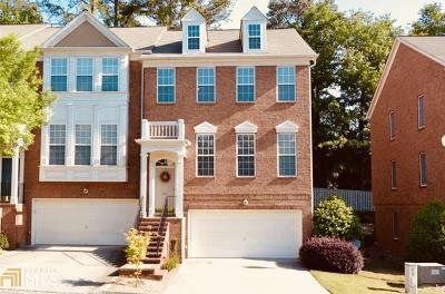 Atlanta Condo/Townhouse New: 2467 Bridlewood Dr