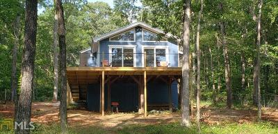Hartwell Single Family Home New: 428 Paradise Pt Rd
