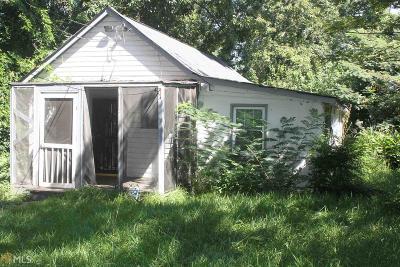 Single Family Home New: 2982 Memorial Dr