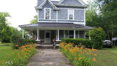 Elbert County, Franklin County, Hart County Single Family Home For Sale: 195 Hartwell St