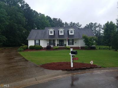 Winder Single Family Home New: 445 Paige Way