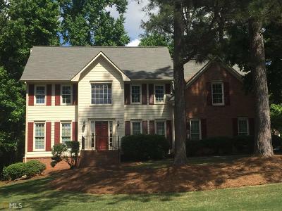 Snellville Single Family Home For Sale: 1668 Holly Lake Cv