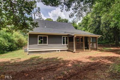 Jefferson Single Family Home For Sale: 72 Highway 82 S