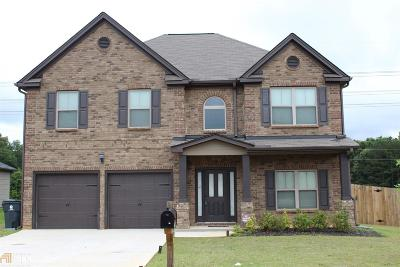 Jonesboro Single Family Home New: 10043 Musket Ridge Cir
