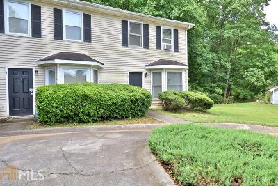 Marietta Condo/Townhouse New: 1496 Oakpoint Court SW