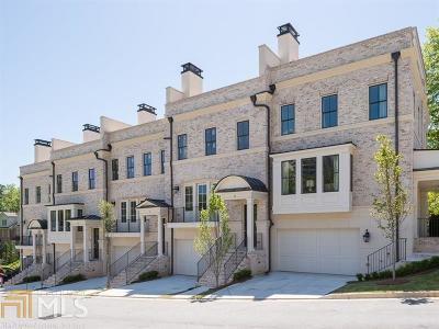 Atlanta Condo/Townhouse New: 3715 Peachtree Rd #10