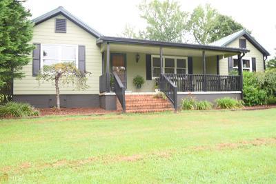 Jasper County Single Family Home For Sale: 8370 Post Rd