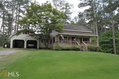 Single Family Home New: 739 Grayson New Hope Rd