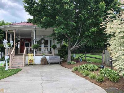 Hiawassee Single Family Home For Sale: 4391 Riverbank Run #91-C