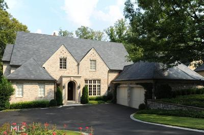 Atlanta Single Family Home New: 675 W West Paces Ferry Rd