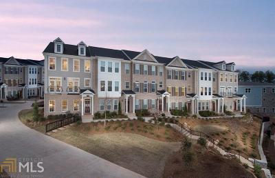 Alpharetta GA Condo/Townhouse New: $437,380