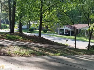 Marietta Single Family Home New: 482 White Oak Dr