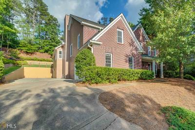 Alpharetta Single Family Home For Sale: 12265 Stevens Creek