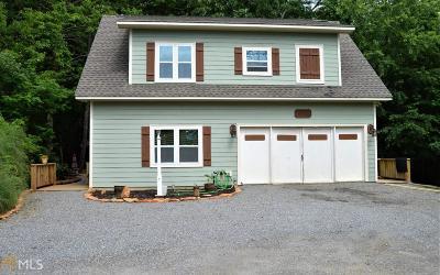 Hiawassee Single Family Home For Sale: 590 Kanuga St