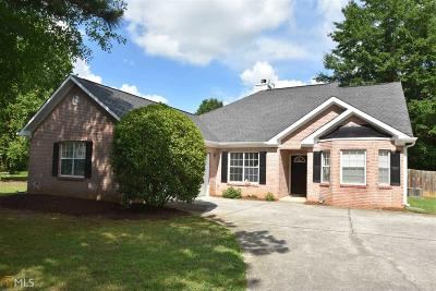 Loganville Single Family Home New: 2441 Emerald Dr