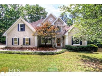 Snellville Single Family Home For Sale: 4174 Lake Mist Ln