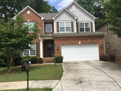 Gwinnett County Single Family Home For Sale: 6694 Mimosa Cir