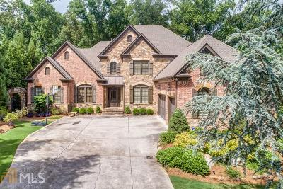 Kennesaw Single Family Home For Sale: 2364 Lahinch Ct