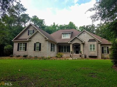 Statesboro Single Family Home New: 3000 Hawks Ridge Dr.