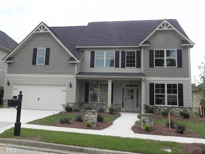 Loganville Single Family Home New: 634 Crystal Cove Court #22