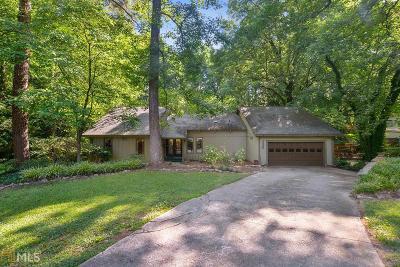 Atlanta Single Family Home New: 3425 Regalwoods Dr