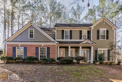 Acworth Single Family Home New: 269 Hunt Creek Dr