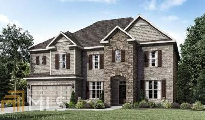Loganville Single Family Home New: 3716 Derringer Ridge #1C