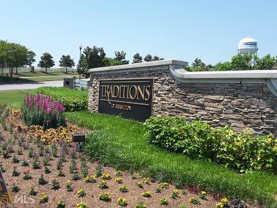 Jefferson Residential Lots & Land New: 50 Harmony Grove Ln