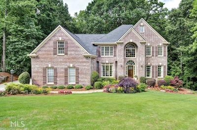 Woodstock Single Family Home For Sale: 308 Quiet Hill Ln