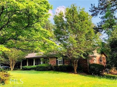 Atlanta Single Family Home New: 2215 Meadowvale Drive NE