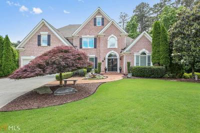 Suwanee Single Family Home For Sale: 545 Brayford Way