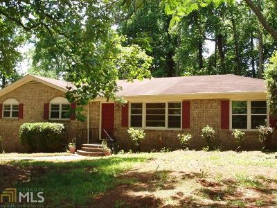 Marietta Single Family Home New: 1396 Windburn Drive