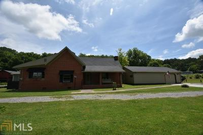 Bartow County Single Family Home For Sale: 166 Cass White Rd