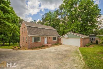 Conyers GA Single Family Home New: $280,000