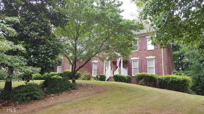 Conyers Single Family Home New: 2807 Clearwater Terrace #4