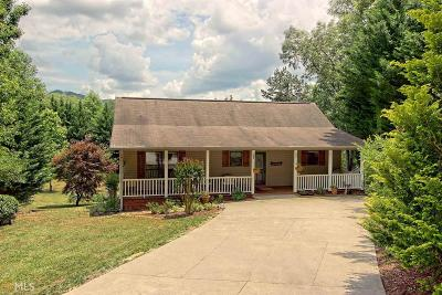 Hiawassee Single Family Home For Sale: 447 Chatuge Trl #2