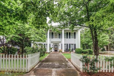 Covington Single Family Home Under Contract: 2171 Church St