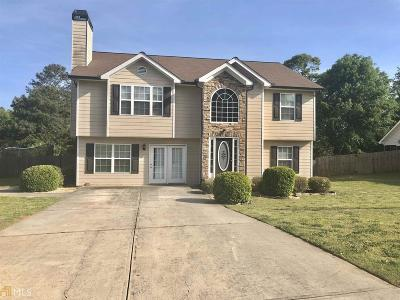 Douglasville Rental For Rent: 6065 Castlegate Dr