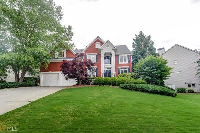 Marietta Single Family Home New: 3558 Woodshire