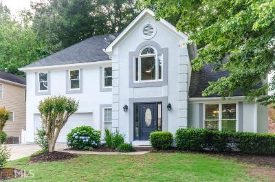 Roswell Single Family Home New: 895 Whitehall Way