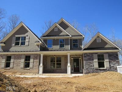 Ball Ground Single Family Home New: 8665 Etowah Blfs