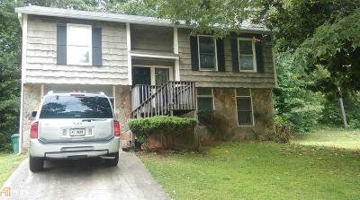 Stone Mountain Single Family Home New: 899 NE Forest Path