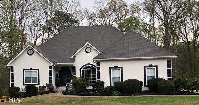 Stockbridge Single Family Home Under Contract: 504 Walnut Creek Dr