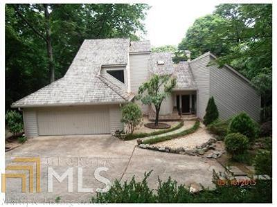 Alpharetta GA Single Family Home New: $422,900